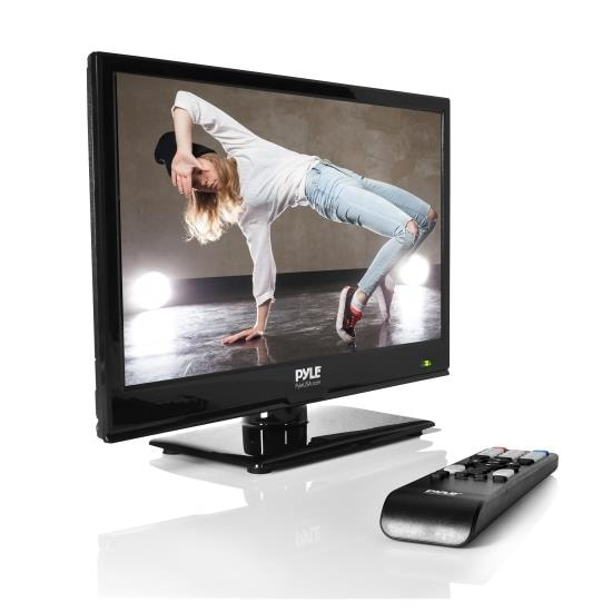 15.6'' LED TV - HD Television with 1080p Support