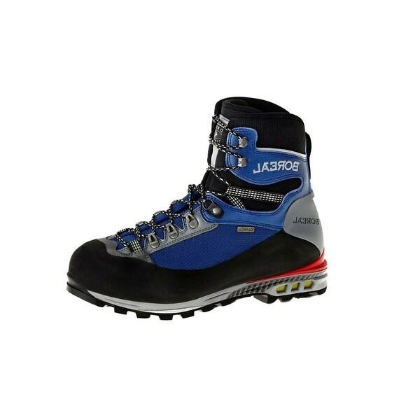 Boreal Climbing Outdoor Boots Mens Triglav Lightweight Blue