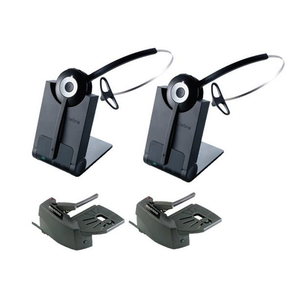Shop Jabra Pro 920 Mono Manual Wireless Headset System W Gn1000 Lifter 2 Pack Overstock 15385835