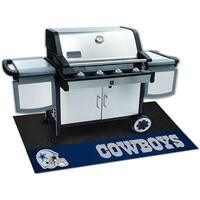 NFL - 26 in. x42 in.  - NFL - Dallas Cowboys Grill Mat