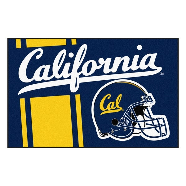 size 40 31ae3 41240 Shop NCAA University of California - Berkeley Golden Bears Starter Mat  Rectangular Area Rug - Free Shipping On Orders Over  45 - Overstock -  22624424
