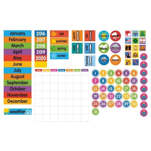 Magnet Tools Giant Magnetic Calendar Set