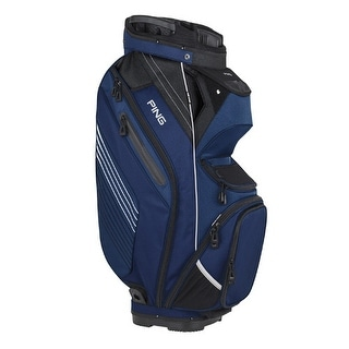 New Ping Pioneer Golf Cart Bag (Navy / Black / White) - navy / black / white
