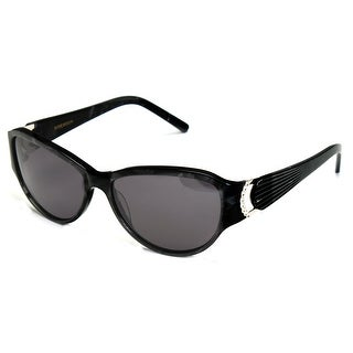Boucheron Unisex Jeweled Frame Sunglasses Black - Small