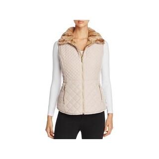 Calvin Klein Womens Vest Fall Reversible