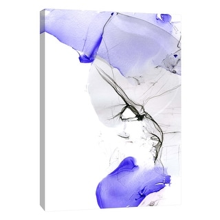 "PTM Images 9-109046  PTM Canvas Collection 10"" x 8"" - ""Nail Polish Abstract D"" Giclee Abstract Art Print on Canvas"