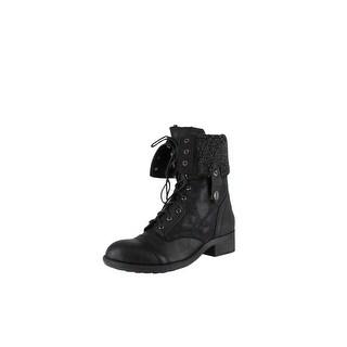 Rebels Women's Anda Combat Boot