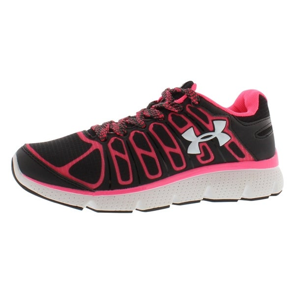 2ebe40a1ec Shop Under Armour Pulse Ii Grit Running Preschool Kid's Shoes - 11 ...