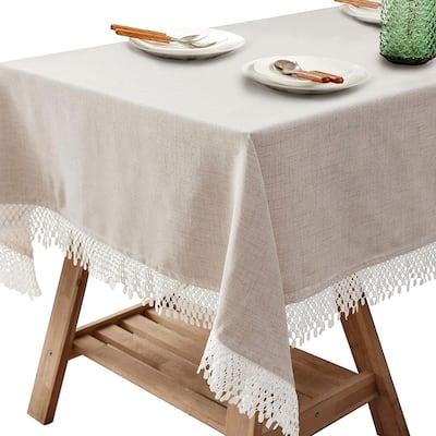 DriftAway Ava Rectangle Decorative Table Cloth
