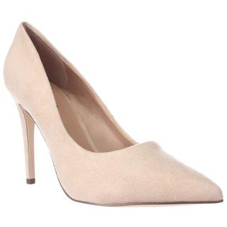 Call It Spring Agrirewiel Pointed Toe Dress Pumps, Nude