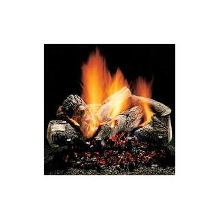 "Hargrove BTS2407AA 24"" Burnt Oak RGA 2-72 Approved Vented Gas Logs - Burnt Oak - N/A"