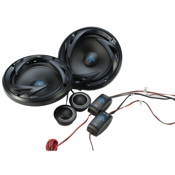 "Autotek Ats65C Ats Series 6.5"" 300-Watt Component Speaker System With Crossovers"