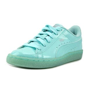 Puma Basket Patent Iced Glit Youth Round Toe Synthetic Blue Sneakers (Option: 13.5)|https://ak1.ostkcdn.com/images/products/is/images/direct/ccdd4ca32212118f08ad138ac7b8cb1b70eda5a1/Puma-Basket-Patent-Iced-Glit-Jr-Round-Toe-Synthetic-Sneakers.jpg?impolicy=medium