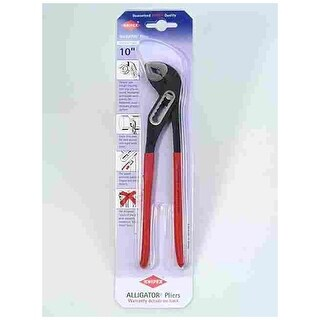 Knipex 8802250SBA 7-Position Alligator Box Joint Plier 10""