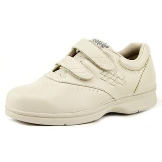 Propet Vista Walker Strap   Round Toe Leather  Walking Shoe