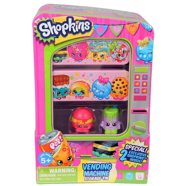 Shopkins Vending Machine - multi