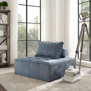 Link to Art-Leon Modern Style Modular Cube Accent Seat with Pillows Similar Items in Living Room Furniture