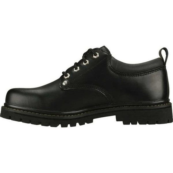 Alley Cats Black Oily Leather (BOL