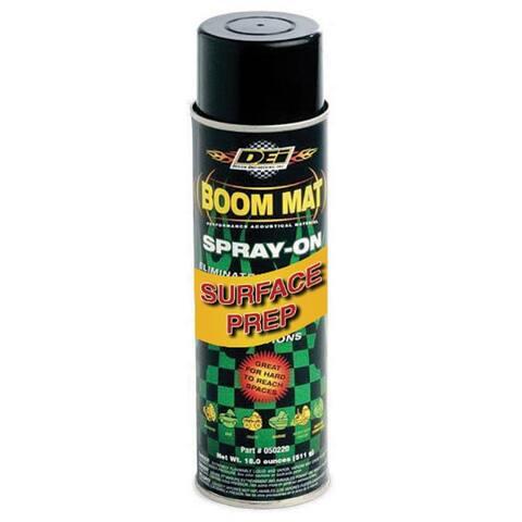 Dei 050491 dei boom mat prep spray 11oz can
