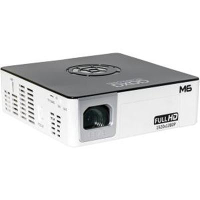Aaxa Technologies M6 1200 Lumen Full Hd Led Pico Projector