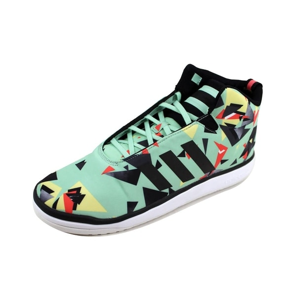 Adidas Men's Veritas Mid Blue Green/Black-White B34527