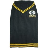 NFL Green Bay Packers V-Neck Sweater