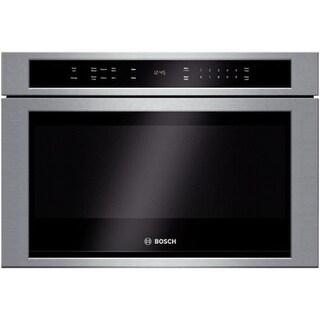 Bosch HMD8451UC 800 Series Drawer Microwave - Stainless Steel