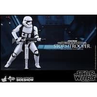 Star Wars The Force Awakens First Order Stomtrooper Heavy Gunner 1/6 Figure - multi