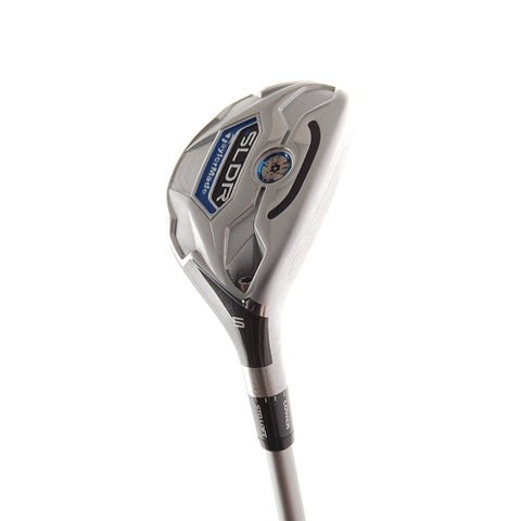 New TaylorMade SLDR Hybrid 27* RH Diamana S+ 80 R-Flex (Tour Issue)
