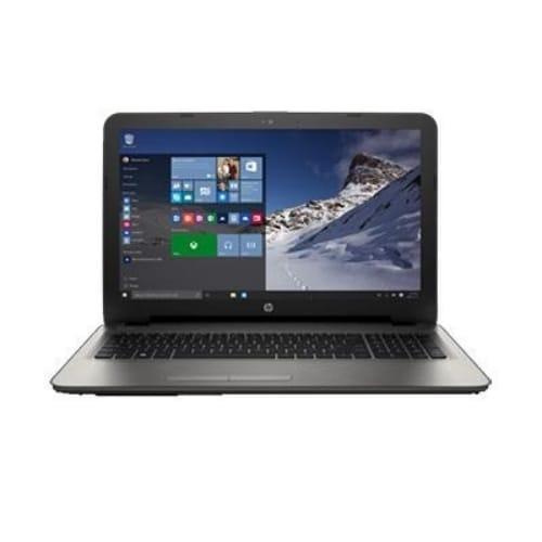 """HP 15-ba000 15-ba083nr 15.6"" Touchscreen Notebook - AMD A-Series A8-7410 Quad-core (4 Core) 2.20 GHz - Silver Notebooks"""