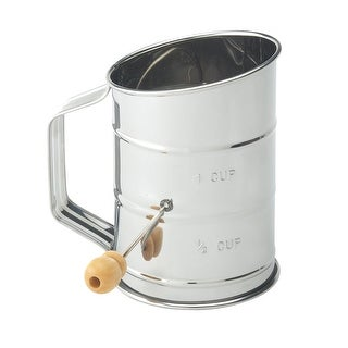 Mrs Anderson's 28013 Sifter Stainless Steel, 1-Cup