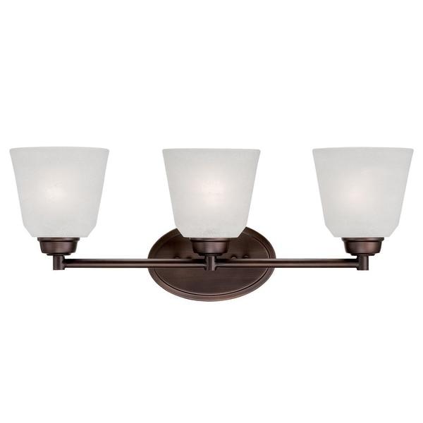 Millennium Lighting 3223 Franklin 3-Light Bathroom Vanity Light