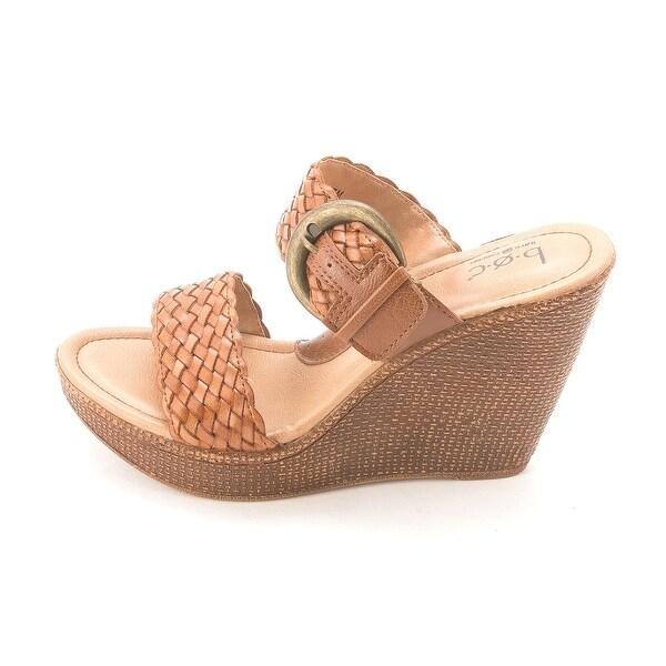 B.O.C Womens karalee Open Toe Casual Platform Sandals