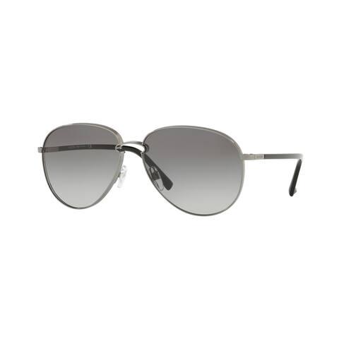 Valentino VA2021 300511 59 Gunmetal Woman Pilot Sunglasses