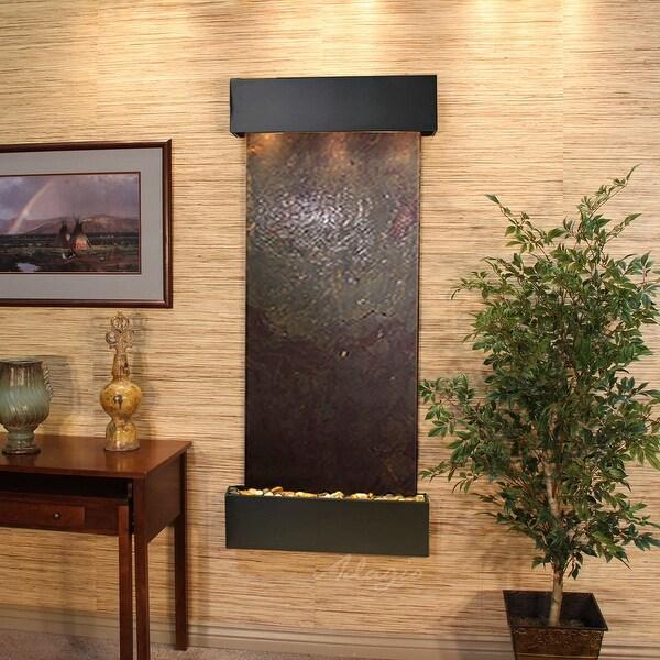 Adagio Inspiration Falls Fountain - Square - Blackened Copper - Choose Options - Multi|Multi