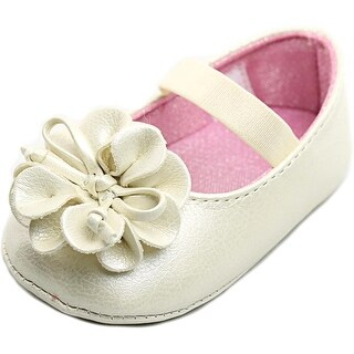 Baby Deer Skimmer Round Toe Synthetic Ballet Flats