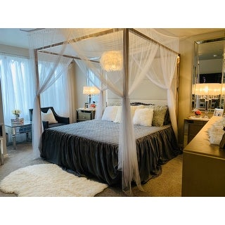 Madison Park Cosette Grey Faux Velvet Diamond Quilted Bedspread Set