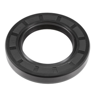 Oil Seal, TC 45mm x 72mm x 10mm, Nitrile Rubber Cover Double Lip - 45mmx72mmx10mm