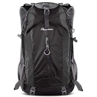Hiking Backpack 50L - Travel Backpack w/ Waterproof Rain Cover - 50