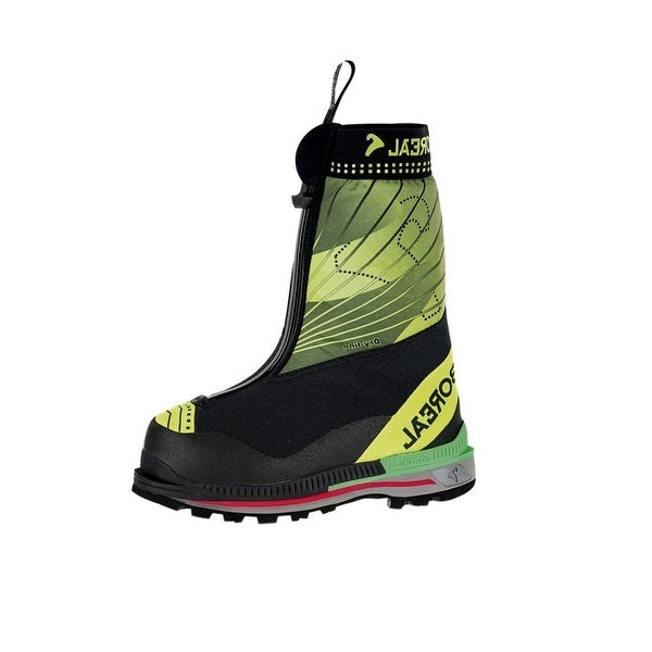 Boreal Climbing Boots Mens Siula Lightweight Black Green