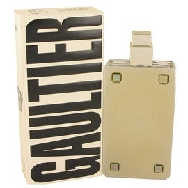 JEAN PAUL GAULTIER 2 by Jean Paul Gaultier Eau De Parfum Spray 4 oz - Men