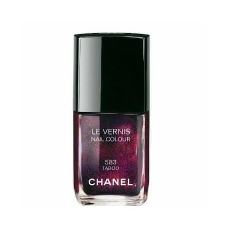 Chanel Le Vernis Long Wear Nail Colour Polish, #583 Taboo