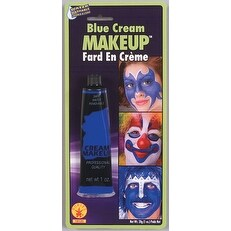 Blue Cream Makeup Halloween Costumes and Accessories