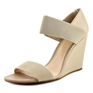 Vince Camuto Moona Women  Open Toe Leather  Wedge Sandal