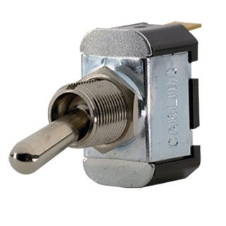 Paneltronics SPDT (ON)/OFF/(ON) Metal Bat Toggle Switch-Momentary Configuration - 001-013