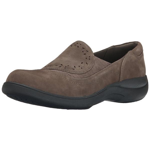 Use-Custom-Brand Womens aravon Low Top Slip On Fashion Sneakers