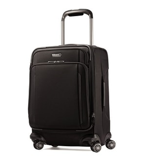 Samsonite Luggage Silhouette XV Spinner 21, Black