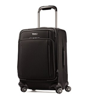 Samsonite Silhouette XV Softside Spinner 29, Black