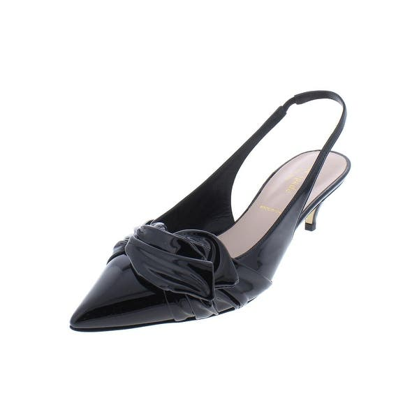 e68182a30c8 Shop Kate Spade Womens Ophelia Slingback Heels Patent Pumps - Free ...