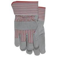 Large Split Leather Palm Work Glove